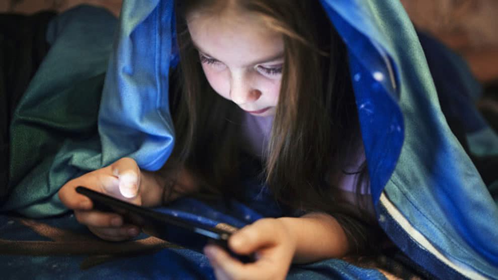 Smartphones niños