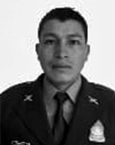 Policía murió mientras perseguía a un hombre en el sur de Bogotá