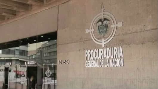 Foto: Procuraduría General de la Nación