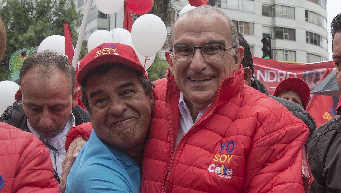 Foto: Humberto de La Calle, candidato presidencial por el Partido Liberal / NoticiasRCN.com - AFP
