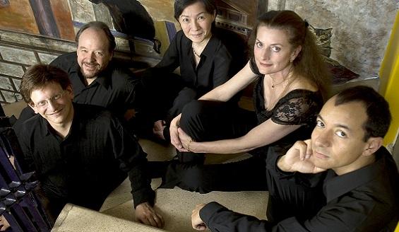 Foto: Quinteto de Alientos de la Ciudad de México - Festival Internacional Música Cartagena