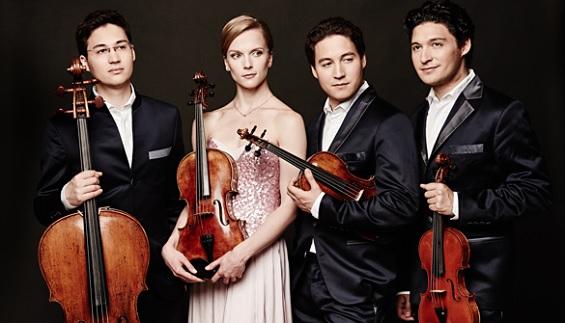 Foto: Schumann Quartett - Festival Internacional Música Cartagena