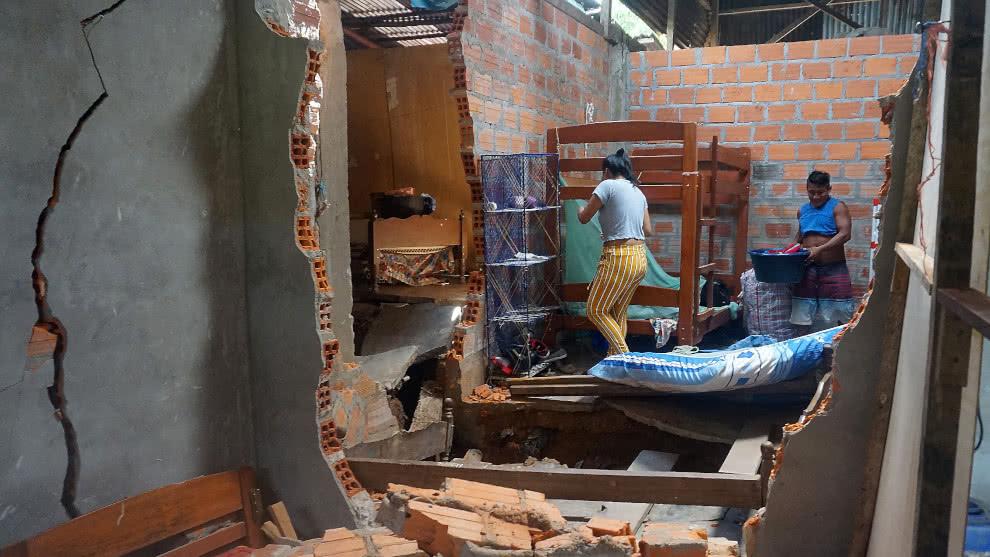 Dos sismos causan alarma en Perú tras terremoto del día domingo
