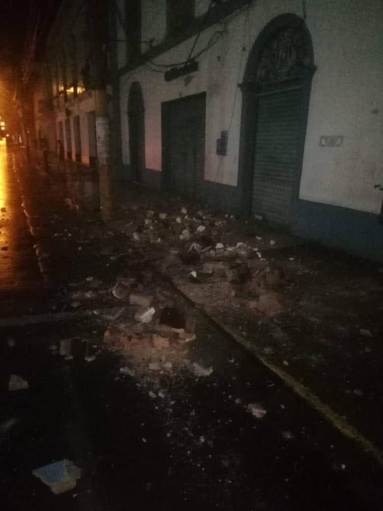 Temblor: en Colombia también se sintió el fuerte sismo que sacudió a Perú