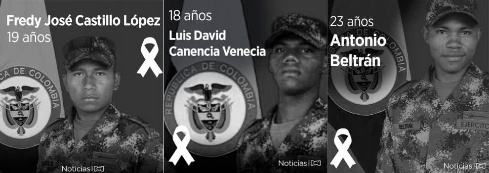 Murió un cuarto militar tras el atentado con explosivos en Tame, Arauca