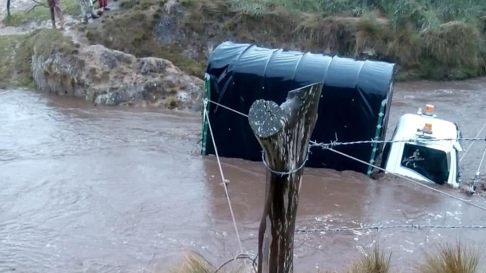 Emergencia lluvias Santander