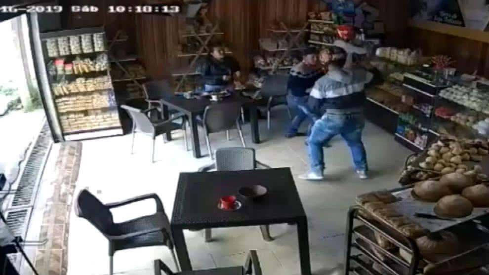 Videos robos locales