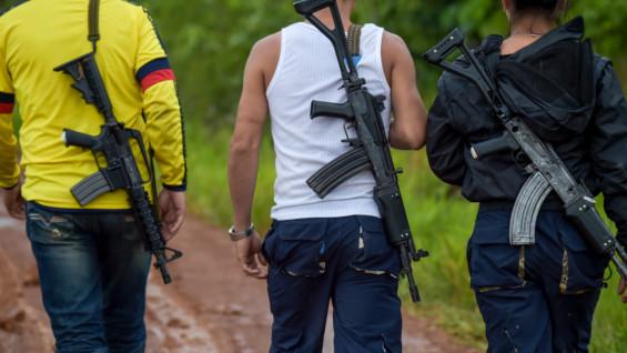 Violencia política dejó más de 600 muertos durante 2018 en Colombia