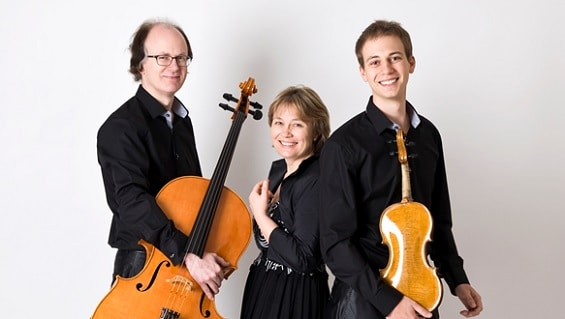 Foto: Wiener Mozart Trio - Festival Internacional de Música de Cartagena