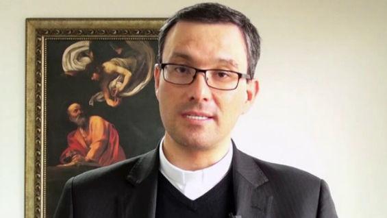 El padre Juan Álvaro Zapata.