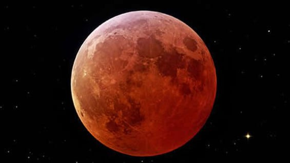 Este domingo habrá eclipse total de Luna y se verá en Colombia ...