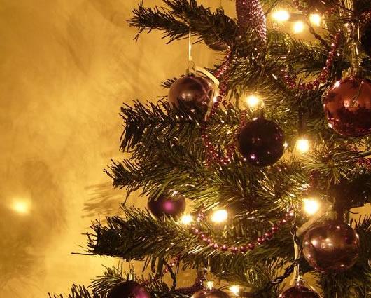 Beb muri electrocutado por luces navide as noticias rcn - Luces arbol de navidad ...