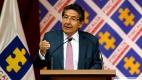 Néstor Humberto Martínez, fiscal General de la Nación. Foto: @FiscaliaCol