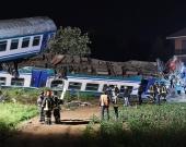 FOTO: Tren se descarrila en ITalia. EFE