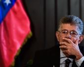Henry Ramos Allup, presidente de la Asamblea Nacional. Foto: AFP