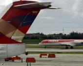 La Aerolínea dijo que suspendió a partir del miércoles las ventas de boletos. Foto: Rodrigo Arangua / AFP