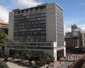 El Banco de la República. Foto: AFP