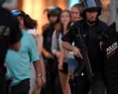 La Policía adelanta operativos. Foto: Lluis Gene / AFP