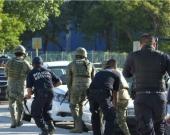 El ataque, perpetrado alrededor de las 4:00 pm hora local, se produce solo un día después de que un hombre abriera fuego en un club en la localidad turística de Playa del Carmen .Foto EFE