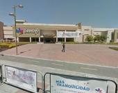 El centro comercial Santa Fe.