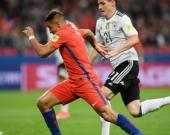 El delantero Alexis Sánchez. Foto: AFP