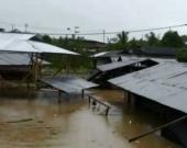 Inundaciones en Chocó.