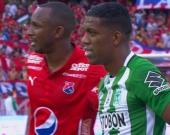 Juan David Valencia y Orlando Berrío. Foto: DeportesRCN.com