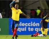 Más con ganas y coraje de los jugadores locales, que con buen juego, llegó el gol del triunfo. Foto: EFE