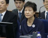 Park Geun-Hye enfrenta 18 cargos. Foto: EFE