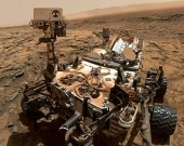 El vehículo espacial de la misión Curiosity. Foto: Nasa