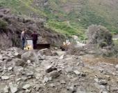 Al menos 100 personas sepultadas por deslizamiento de tierra en China Foto: China Xinhua News.
