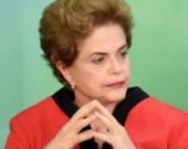 Dilma Rousseff fue destituida de la Presidencia el 31 de mayo de 2016. Foto Archivo AFP