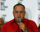 Diosdado Cabello, diputado oficialista. Foto Archivo AFP