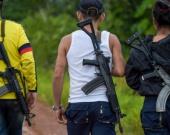 Disidencias de las Farc. Foto: Raúl Arboleda / AFP