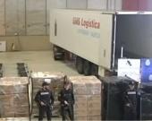 Nueve toneladas de cocaína procedente de Colombia incautados en España. Foto: NoticiasRCN.com