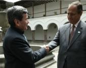 Ambas partes esperan avanzar en acuerdos que protejan a la sociedad civil del conflicto.Foto: AFP