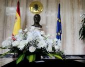 Embajada de España en Bogotá. Foto: EFE.
