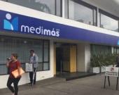 Una de las sedes de Medimás EPS.