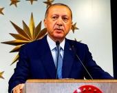 Recep Tayyip Erdogan, presidente de Turquía. Foto: EFE/EPA/PRESIDENTIAL PRESS