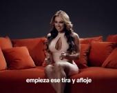 Esperanza Gómez es la protagonista de un video de Netflix América Latina. Foto: Captura de pantalla