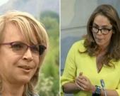 Cecilia Álvarez y Gina Parody.