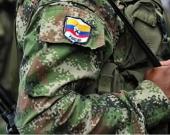 Guerrillero de las Farc. Foto: AFP