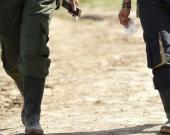 Miembros de las Farc. Foto: AFP
