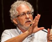 Foto: Héctor Abad Faciolince, Hay Festival Cartagena 2018