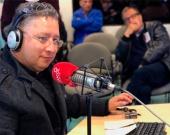 Herbin Hoyos en la última emisión del programa.