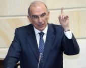 Humberto de la Calle, jefe negociador del Gobierno en los diálogos con las Farc. Foto: AFP
