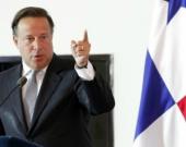 El presidente de Panamá, Juan Carlos Varela. Foto: EFE