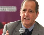 Juan Camilo Restrepo, jefe negociador del gobierno para los diálogos de paz con el ELN.