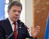 Juan Manuel Santos, presidente de Colombia. Foto: Presidencia
