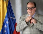 Julio Borges, presidente de la Asamblea Nacional de Venezuela. Foto: EFE/Miguel Gutiérrez